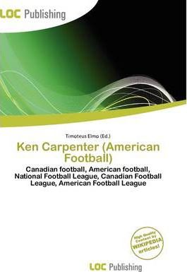 Ken Carpenter (American Football)