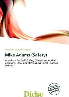 Mike Adams (Safety)