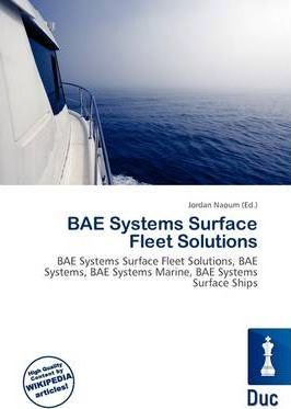 Bae Systems Surface Fleet Solutions