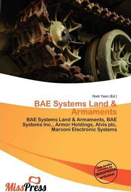 Bae Systems Land & Armaments