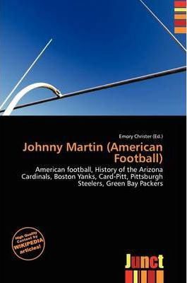 Johnny Martin (American Football)