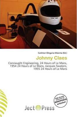 Johnny Claes