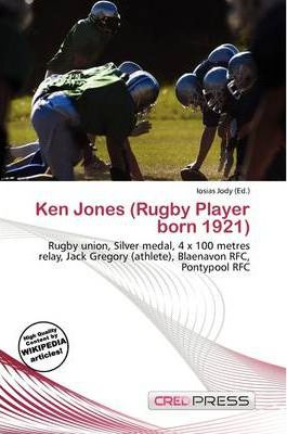 Ken Jones (Rugby Player Born 1921)