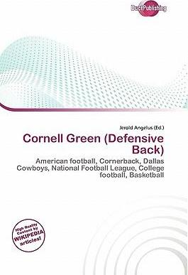 Cornell Green (Defensive Back)
