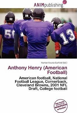 Anthony Henry (American Football)