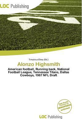 Alonzo Highsmith