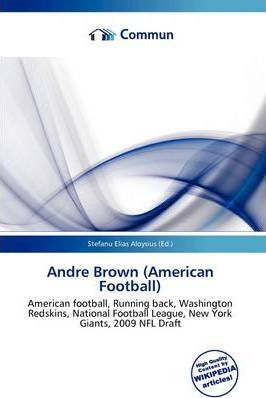 Andre Brown (American Football)