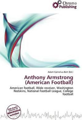 Anthony Armstrong (American Football)