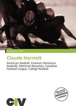Claude Harriott