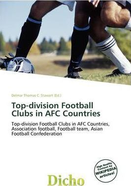 Top-Division Football Clubs in Afc Countries