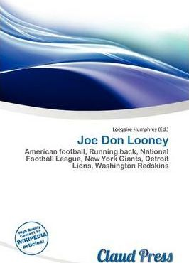 Joe Don Looney