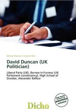 David Duncan (UK Politician)