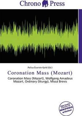 Coronation Mass (Mozart)