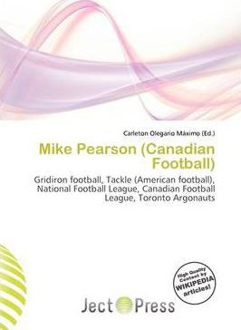 Mike Pearson (Canadian Football)