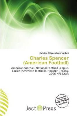 Charles Spencer (American Football)