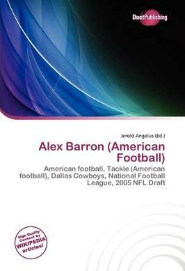 Alex Barron (American Football)