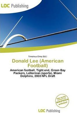 Donald Lee (American Football)