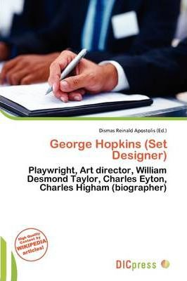 George Hopkins (Set Designer)