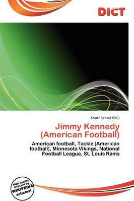 Jimmy Kennedy (American Football)
