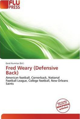 Fred Weary (Defensive Back)