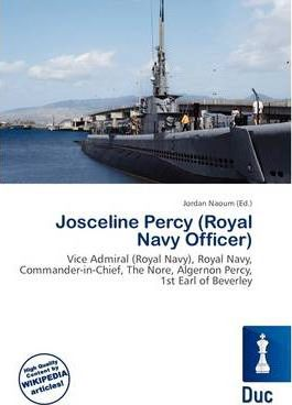 Josceline Percy (Royal Navy Officer)