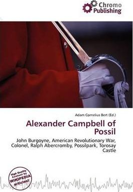Alexander Campbell of Possil