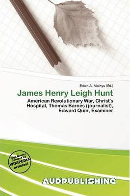 James Henry Leigh Hunt