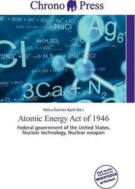 Atomic Energy Act of 1946