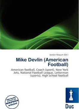 Mike Devlin (American Football)