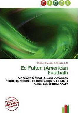 Ed Fulton (American Football)