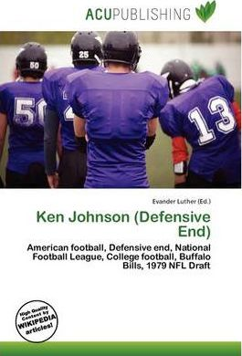 Ken Johnson (Defensive End)