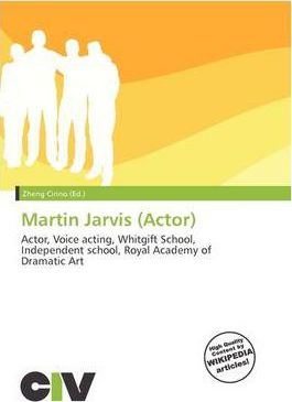 Martin Jarvis (Actor)