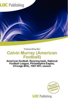 Calvin Murray (American Football)
