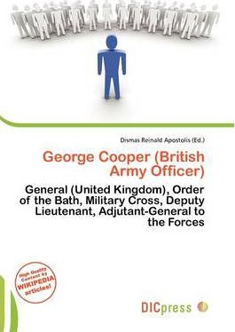 George Cooper (British Army Officer)