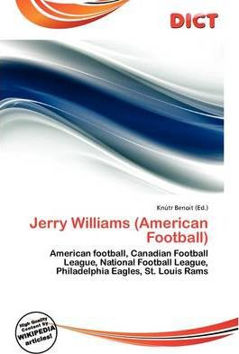 Jerry Williams (American Football)