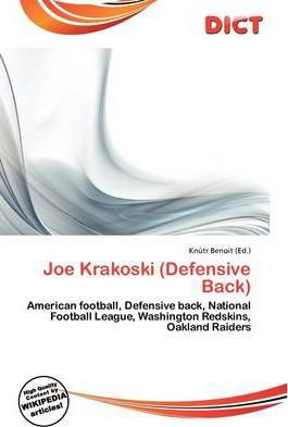 Joe Krakoski (Defensive Back)