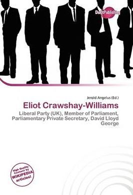 Eliot Crawshay-Williams