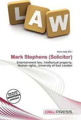 Mark Stephens (Solicitor)