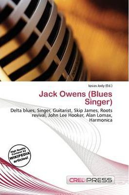 Jack Owens (Blues Singer)
