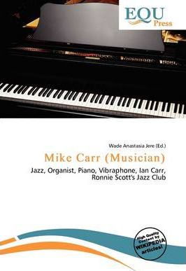 Mike Carr (Musician)