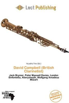 David Campbell (British Clarinetist)