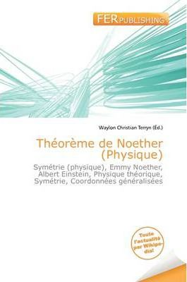 Th or Me de Noether (Physique)