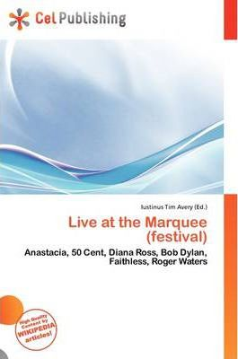 Live at the Marquee (Festival)