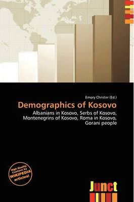 Demographics of Kosovo