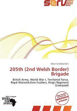 205th (2nd Welsh Border) Brigade