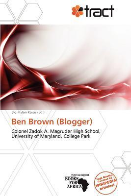 Ben Brown (Blogger)