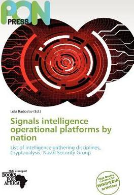 Signals Intelligence Operational Platforms by Nation