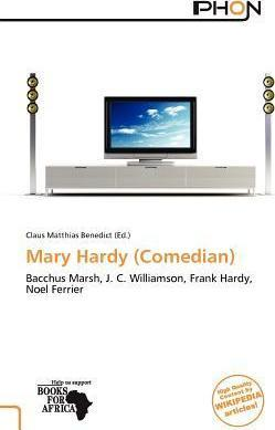 Mary Hardy (Comedian)