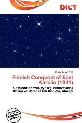 Finnish Conquest of East Karelia (1941)
