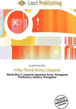 Fifty-Third Army (Japan)